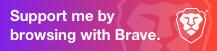 Vyzkoušejte prohlížeč BRAVE BAT (Basic Attention Token)